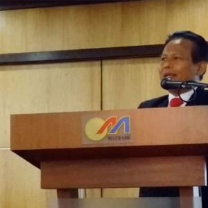 Speech by Chief Executive Officer of MATRADE: YBhg. Dato' Dzulkifli Mahmud